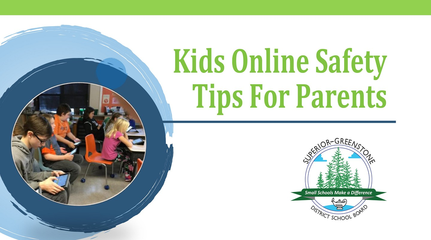 Kids Online Safety Tips for Parents