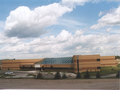 Manitouwadge High School