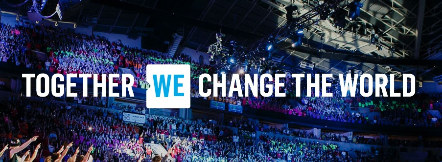 Together We Change The World Banner - TELUS