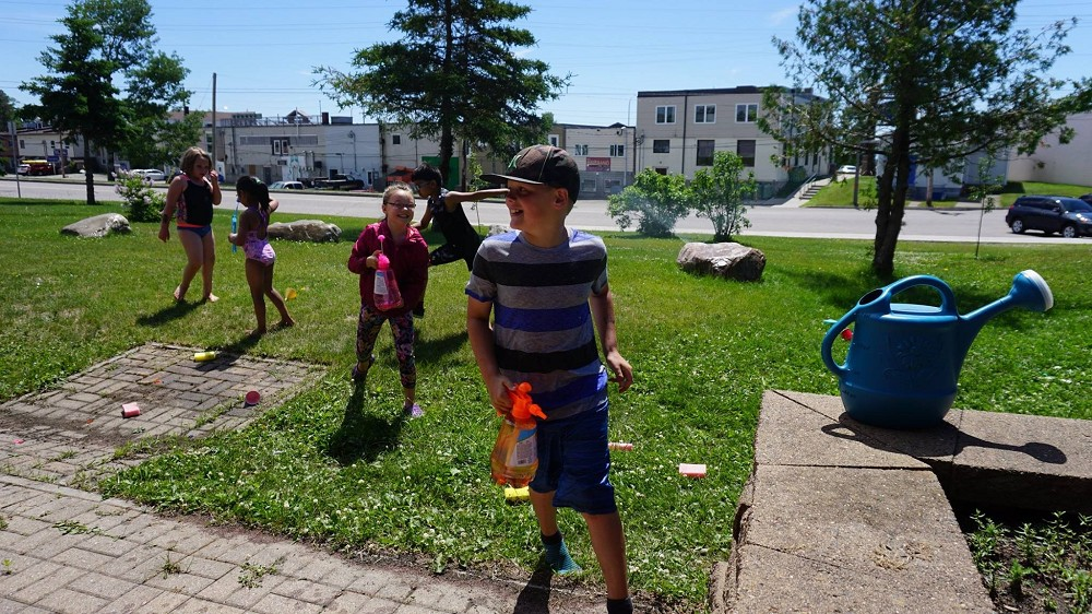 Summer Learning, Outdoors and Gardening